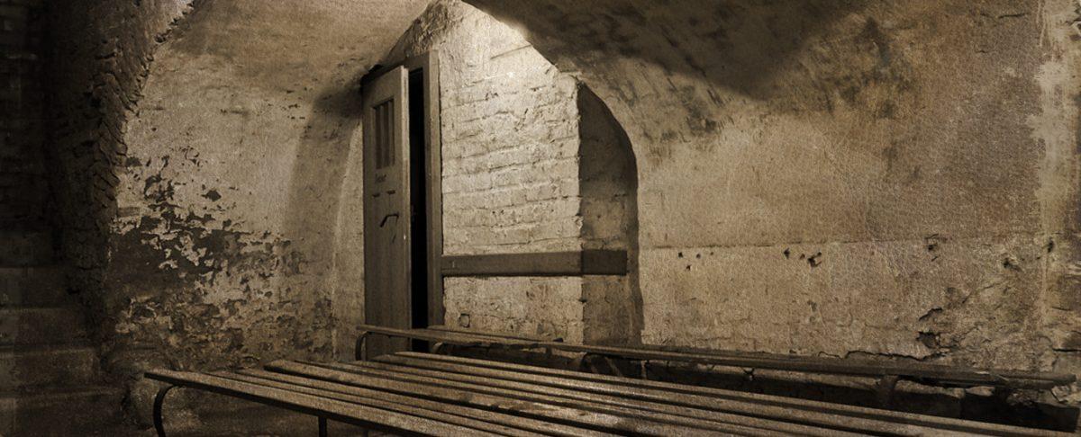 War tunnel memories